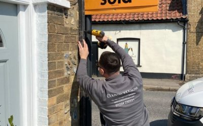 Day in the Life of a Property Signage Expert